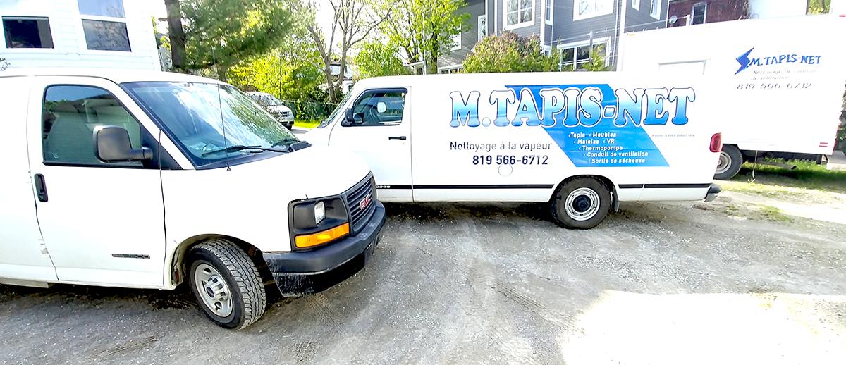Nettoyage Tapis Net Sherbrooke